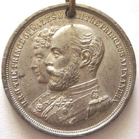 maurice medallion